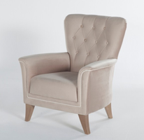 Istikbal Furniture Dekora Armchair (Zero Vizon)