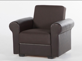 Istikbal Furniture Enea Relax Armchair (Diego Brown)