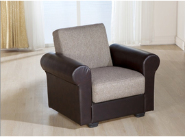 Istikbal Furniture Enea Relax Armchair (Redeyef Brown)