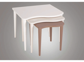 Istikbal Furniture Eva Nesting Table