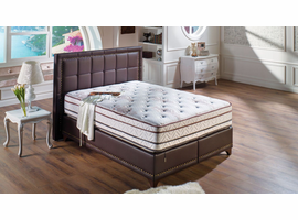 Istikbal Furniture Harmony Queen Mattress Set