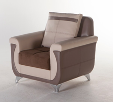 Istikbal Furniture Lima S Armchair (Best Brown)