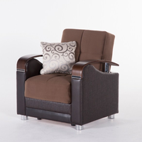 Istikbal Furniture Luna Armchair (Naomi Brown)