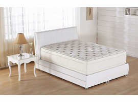 Istikbal Furniture Sunset Plush Full Mattress Set