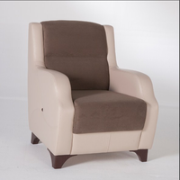Istikbal Furniture Trento Armchair (Selen Brown)