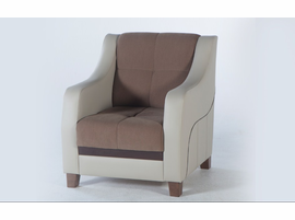 Istikbal Furniture Ultra Armchair (Optimum Brown)