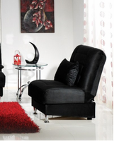Istikbal Furniture Vegas Chair (Rainbow Black)