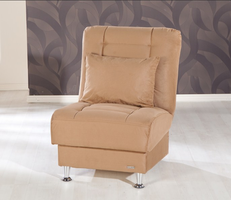 Istikbal Furniture Vegas Chair (Rainbow Brown)