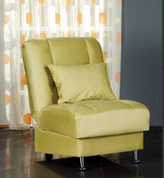 Istikbal Furniture Vegas Chair (Rainbow Green)