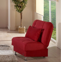 Istikbal Furniture Vegas Chair (Rainbow Red)