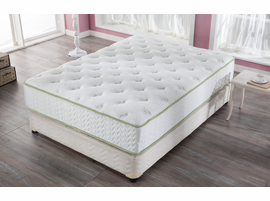 Istikbal Furniture Veraflex Queen Mattress Set (Sense Aloevera)