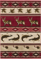 Surya Rugs Big Sky Collection Area Rug (Free Delivery)