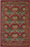 Surya Rugs Bungalo Collection Area Rug (Free Delivery)