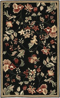 Surya Rugs Flor Collection (New) Area Rug (Free Delivery)
