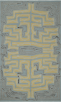 Surya Rugs Labrinth Collection Area Rug (Free Delivery)