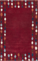 Surya Rugs Paule Marrot Collection Area Rug (Free Delivery)