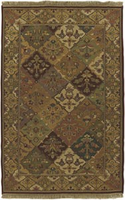 Surya Rugs Soumek Collection Area Rug (Free Delivery)
