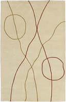Surya Rugs Studio Collection Area Rug (Free Delivery)