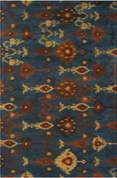 Surya Rugs Surroundings Collection Area Rug (Free Delivery)