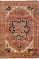 Surya Rugs Zeus Collection Area Rug (Free Delivery)