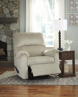 Ashley Furniture Swivel Glider Recliner, Sand