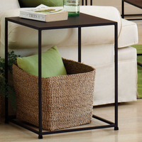 Tag Furniture 16520-08-132 Urban End Table in Coco