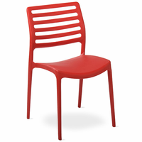 Tag Furniture 202668 Sala Chair - Red