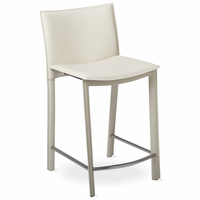 Tag Furniture 203133 Elston Barstool - Ivory
