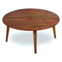 Tag Furniture 203149 Clybourn Coffee Table - Acacia