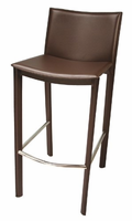 Tag Furniture 290026 Elston Barstool - Brown