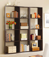 Tag Furniture 290117 Arc Bookcase in Java