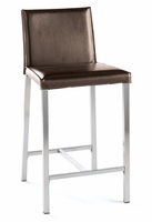 Tag Furniture 390085 Dylan Counterstool in Dark Brown