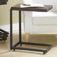 Tag Furniture 390099 Stacking C Narrow table in Safari