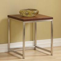 Tag Furniture 390110 Ogden End Table  16 x 16