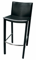 Tag Furniture 490221 Elston Barstool - Black
