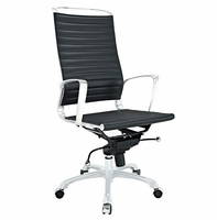 Tempo Highback Office Chair, Black [FREE SHIPPING]