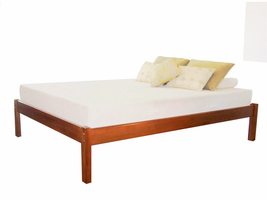 The Yarmouth Platform Bed with Low End