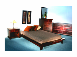 The Zen Bed  Collection