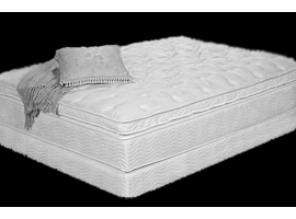 Therapedic Euro Top Mattress 14""