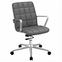 Tile Office Chair, Gray [FREE SHIPPING]
