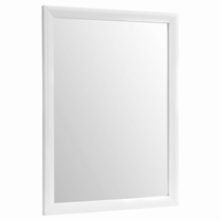 Tracy Mirror, White [FREE SHIPPING]