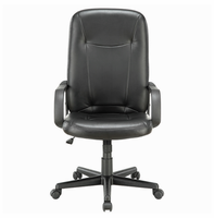 Turbo Highback Office Chair, Black [FREE SHIPPING]