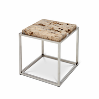 URBIA Furniture Elements Aria End Table Natural Light