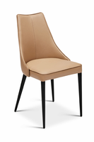URBIA Furniture Metro Auwell Dining Chair Camel Set of 2