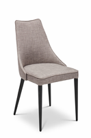 URBIA Furniture Metro Auwell Dining Chair Putty Set of 2