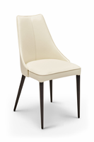 URBIA Furniture Metro Auwell Dining Chair White Set of 2