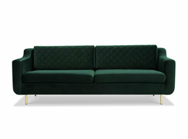 URBIA Furniture Metro Bailor Sofa Dark Green