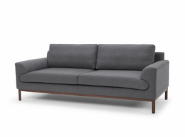 URBIA Furniture Metro Carter Sofa Dark Gray