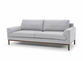URBIA Furniture Metro Carter Sofa Light Gray