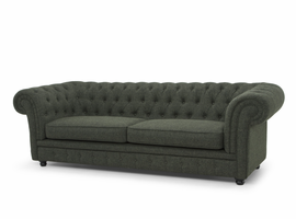 URBIA Furniture Metro Chester Sofa Dark Green